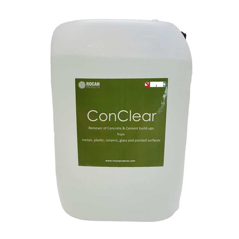 Rocan Conclear Concrete Amp Cement Remover Cleaning